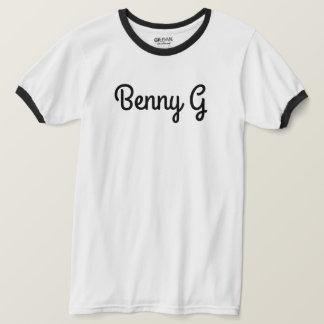 Benny G White Shirt