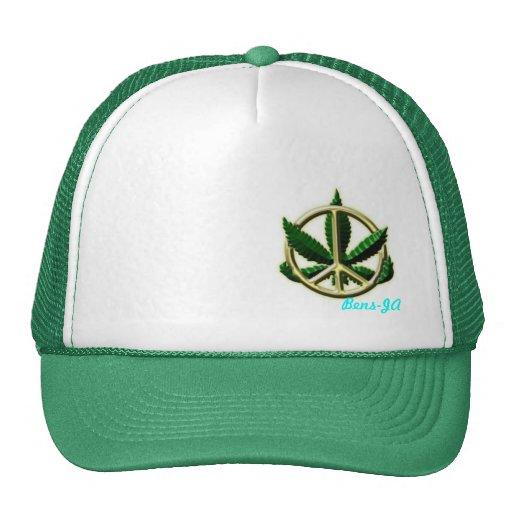 Bens-JA Trucker Hat