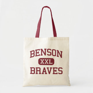 Benson - Braves - Senior - Benson Minnesota Tote Bag