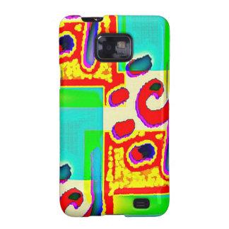 Bent Spot Hop Galaxy S2 Covers