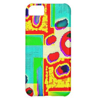 Bent Spot Hop iPhone 5C Covers