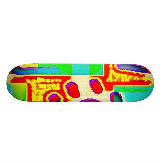 Bent Spot Hop Skateboard Deck