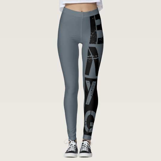 Bent Yoga Leggings