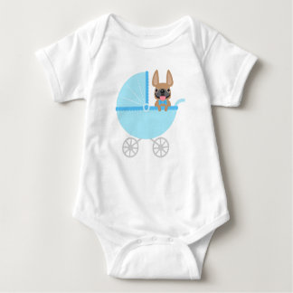 Bentley 1 baby bodysuit