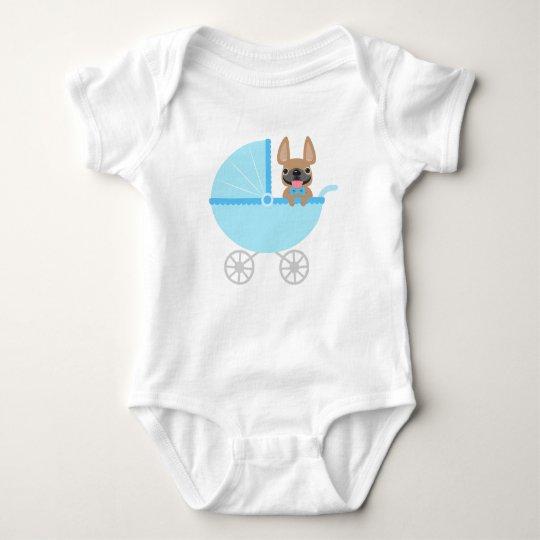 Bentley 1 baby bodysuit
