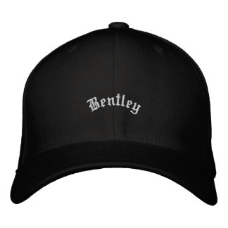 Bentley Embroidered Hat