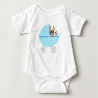 Bentley Romeo 4 Baby Bodysuit