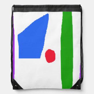 Bento Lunchbox Drawstring Bag