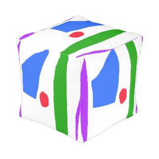 Bento Lunchbox Pouf