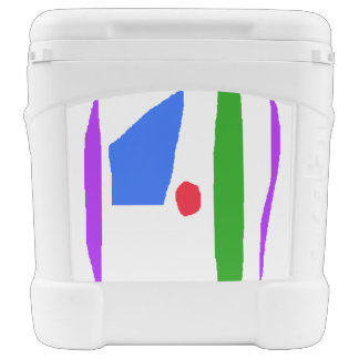 Bento Lunchbox Rolling Cooler