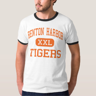 Benton Harbor - Tigers - High - Benton Harbor T-Shirt
