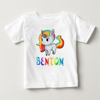Benton Unicorn Baby T-Shirt