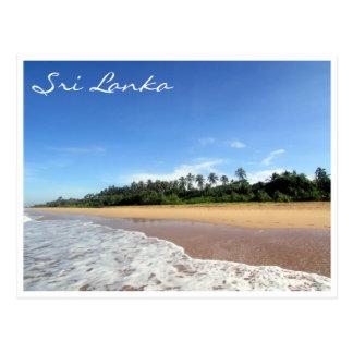 bentota beach postcard