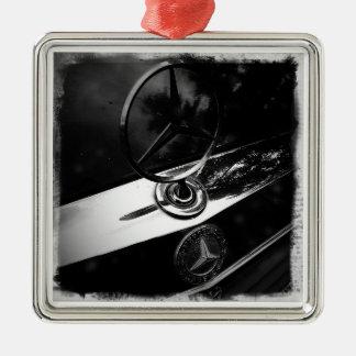 Benz Ornament