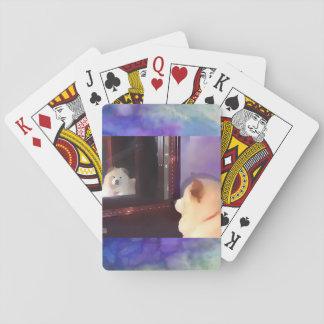 BENZI heARTdog chow playing cards