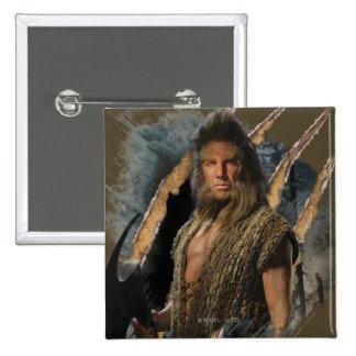 BEORN™ Graphic Pinback Button