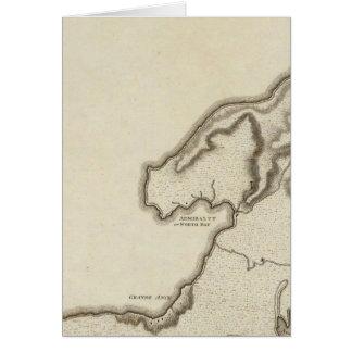 Bequia or Becouya Card