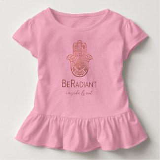 BeRadiant Ruffle Shirt Toddler