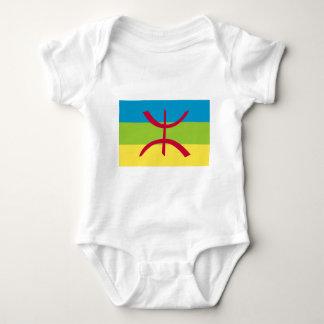 Berber Flag Baby Bodysuit