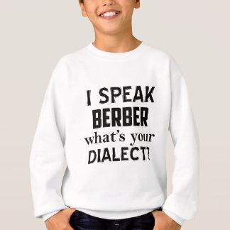 BERBER SWEATSHIRT