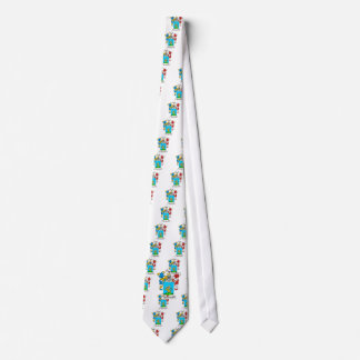 Berczely Family Hungarian Coat of Arms Tie