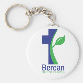 Berean Baptist Church keychain