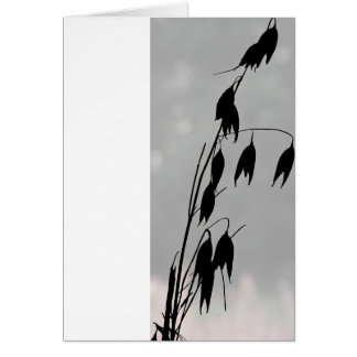 Bereavement Card: Sustain Greeting Card