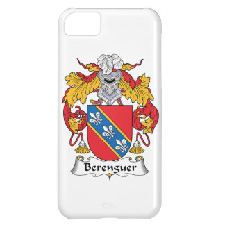 Berenguer Family Crest iPhone 5C Cases