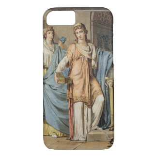 Berenice, costume for 'Berenice' by Jean Racine, f iPhone 7 Case