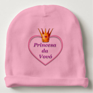 Beret Princess of vové Baby Beanie