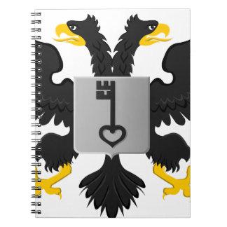 Berg-En-Terblijt Spiral Notebook