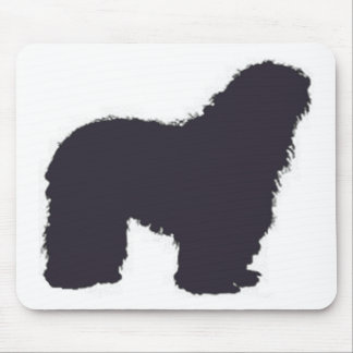 bergamasco mouse pad