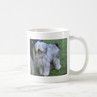 Bergamasco Shepherd Dog Coffee Mug