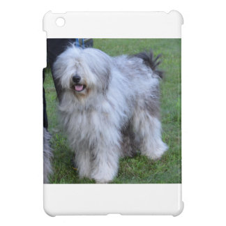 Bergamasco Shepherd Dog iPad Mini Covers