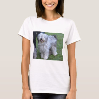Bergamasco Shepherd Dog T-Shirt