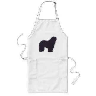 bergamasco_silhouette color long apron
