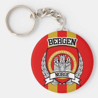 Bergen Keychain