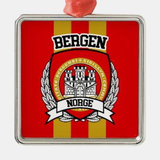 Bergen Metal Ornament