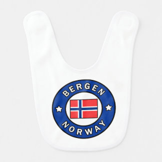 Bergen Norway Bib