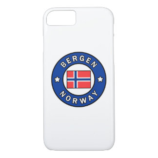 Bergen Norway iPhone 8/7 Case