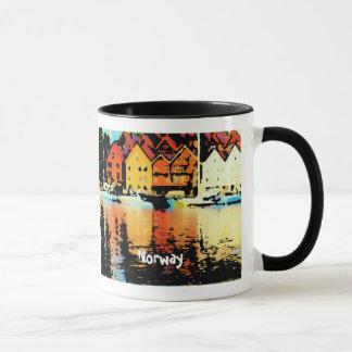 Bergen Norway Mug