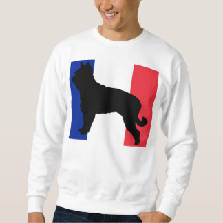 berger picard silo France flag Sweatshirt