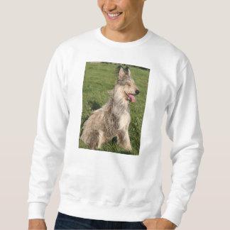 berger picard sitting sweatshirt