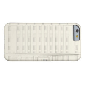 Berghain Barely There iPhone 6 Case