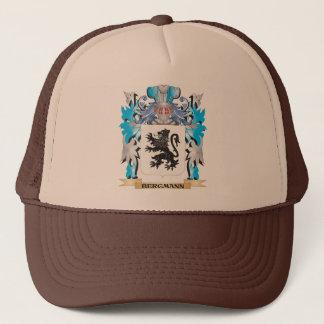 Bergmann Coat of Arms Trucker Hat