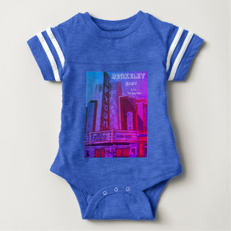 Berkeley Baby Jersey Baby Bodysuit
