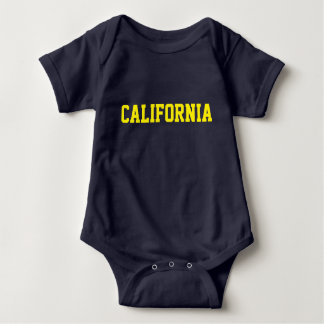 Berkeley, CA Baby Bodysuit