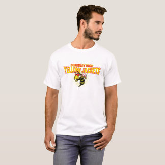 BERKELEY HIGH SCHOOL Yellowjackets Design T-Shirt