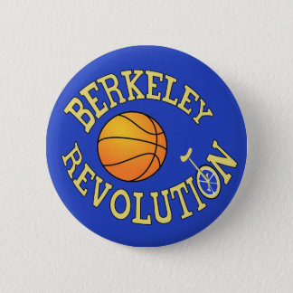 Berkeley Revolution button