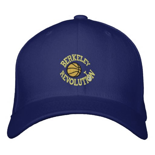Berkeley Revolution cap Embroidered Hat